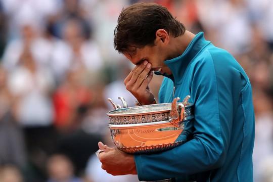 Thắng trắng chung kết, Nadal lần thứ 11 lên ngôi vương Roland Garros - Ảnh 5.