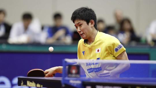 2 nhà vô địch Trung Quốc thua sốc thần đồng bóng bàn 14 tuổi Nhật Bản - Ảnh 4.