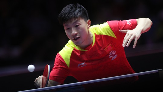 2 nhà vô địch Trung Quốc thua sốc thần đồng bóng bàn 14 tuổi Nhật Bản - Ảnh 2.
