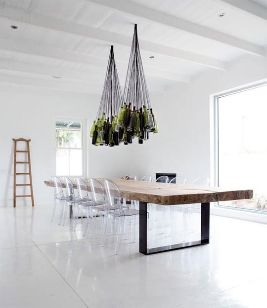 Tham khảo cách trang trí của 15 phòng ăn hiện đại cho gia đình - Ảnh 1.