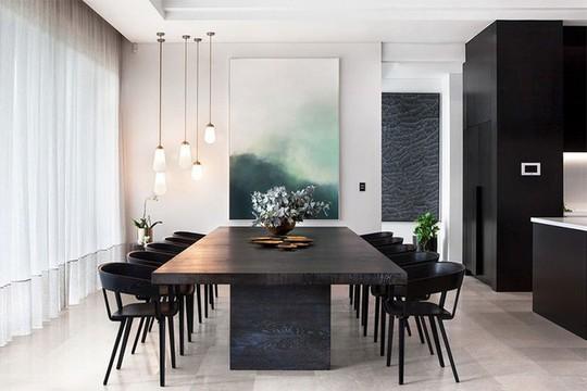 Tham khảo cách trang trí của 15 phòng ăn hiện đại cho gia đình - Ảnh 14.