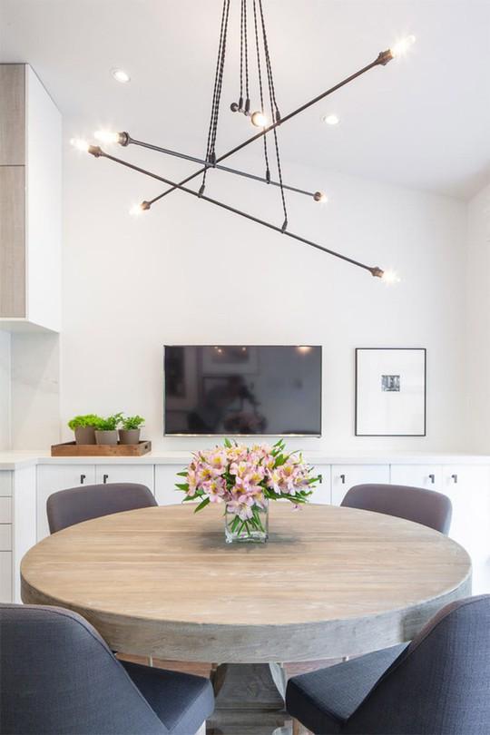 Tham khảo cách trang trí của 15 phòng ăn hiện đại cho gia đình - Ảnh 3.