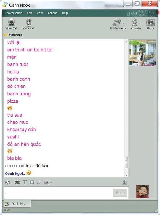 Cộng đồng mạng tiếc nuối chia sẻ hình ảnh bá đạo về Yahoo Messenger - Ảnh 6.