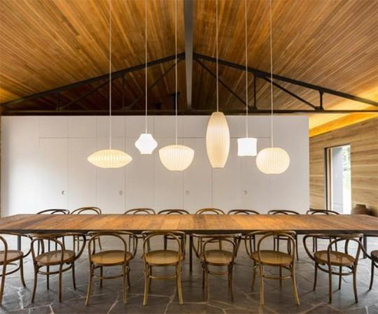 Tham khảo cách trang trí của 15 phòng ăn hiện đại cho gia đình - Ảnh 7.