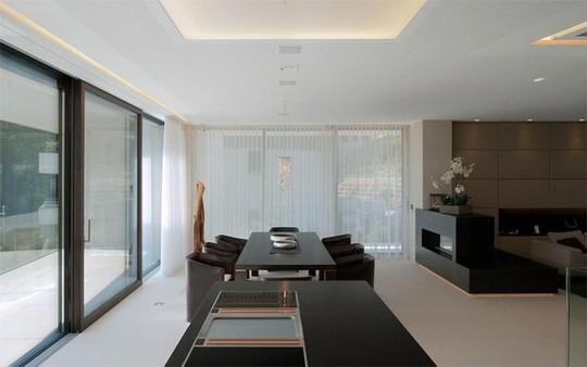Tham khảo cách trang trí của 15 phòng ăn hiện đại cho gia đình - Ảnh 9.