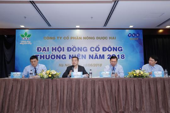 Nông dược HAI và kế hoạch doanh thu 1.850 tỷ  - Ảnh 1.