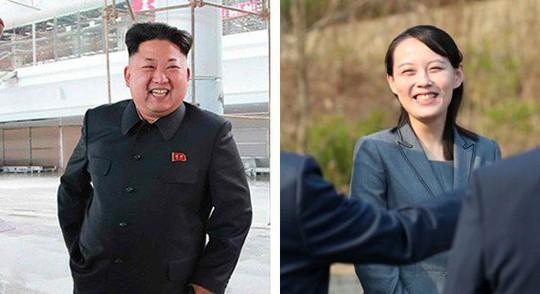 Ông Kim Jong-un và em gái không đi cùng nhau tới Singapore - Ảnh 1.