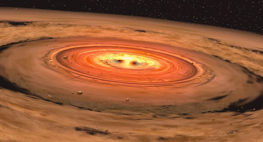 Hệ mặt trời mới có tới 3 hành tinh tương tự trái đất - Ảnh 1.