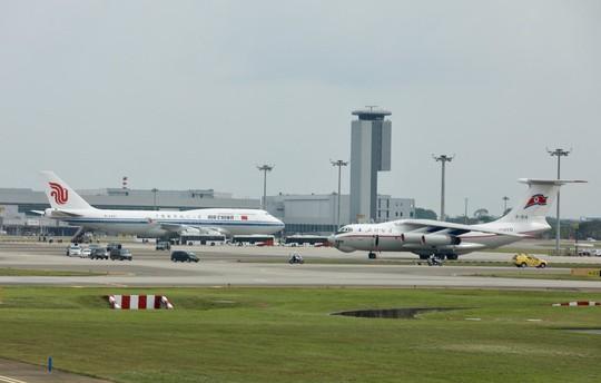 Ông Kim Jong-un và em gái không đi cùng nhau tới Singapore - Ảnh 5.