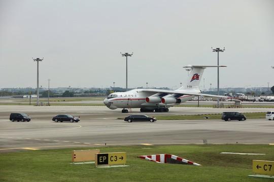 Ông Kim Jong-un và em gái không đi cùng nhau tới Singapore - Ảnh 4.