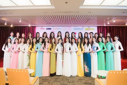 Lộ diện 31 người đẹp vào vòng chung khảo Hoa hậu Việt Nam 2018 - Ảnh 1.