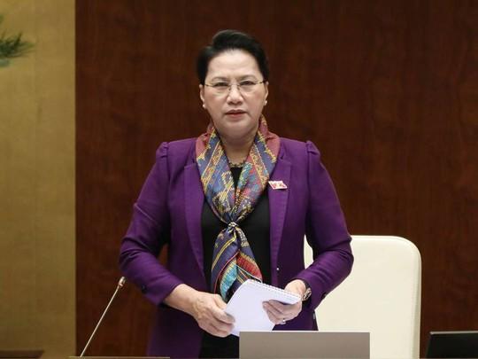 Tụ tập đông người: Chủ tịch Quốc hội kêu gọi nhân dân bình tĩnh - Ảnh 1.