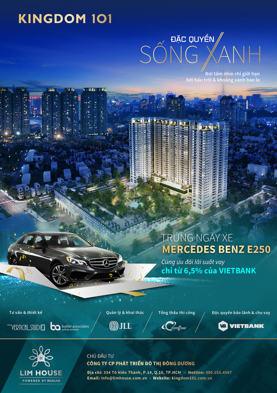 Trao Mercedes cho khách hàng may mắn đặt chỗ Kingdom 101 - Ảnh 2.