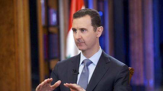 """Tổng thống Syria """"minh oan"""" cho Nga, tố phương Tây """"nói dối"""" - Ảnh 1."""
