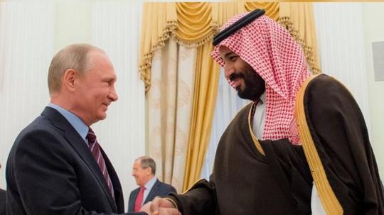 Thái tử Ả Rập Saudi sắp đến Nga, Iran lo ngại - Ảnh 1.