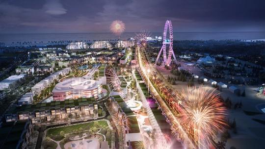 FLC Lux City Quy Nhơn, đô thị đa chức năng đẳng cấp quốc tế - Ảnh 1.