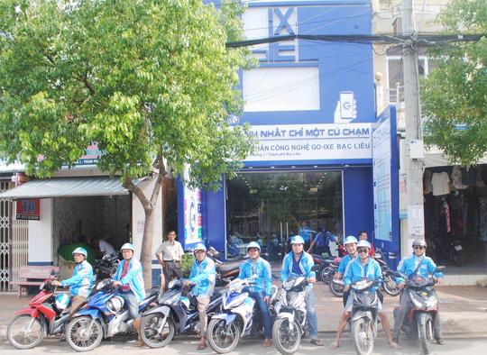 Ứng dụng gọi xe Việt mở rộng đến Bạc Liêu - Ảnh 1.