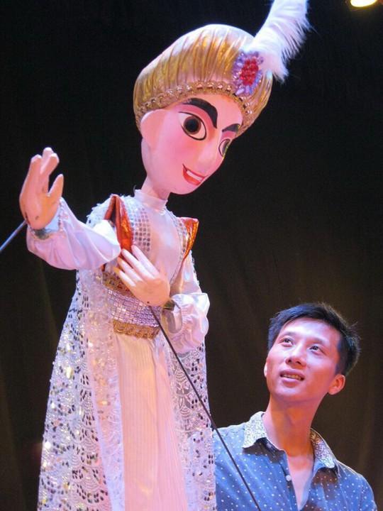 Vĩnh biệt nghệ sĩ múa rối Trần Minh Toàn - Ảnh 2.