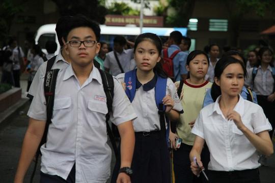 TP HCM sẽ khảo sát trắc nghiệm toàn bộ học sinh lớp 7 - Ảnh 1.