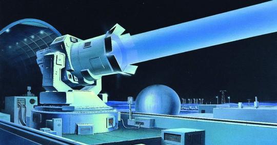 Nga muốn chế tạo pháo laser tử thần - Ảnh 1.