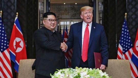 Truyền thông Triều Tiên tung hô Thượng đỉnh Mỹ - Triều - Ảnh 2.