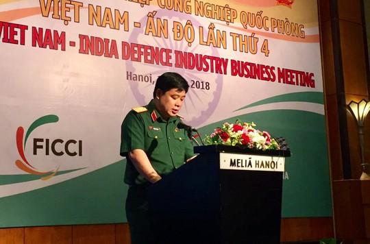 Nữ Bộ trưởng Quốc phòng Ấn Độ duyệt Đội Danh dự Quân đội nhân dân Việt Nam - Ảnh 4.