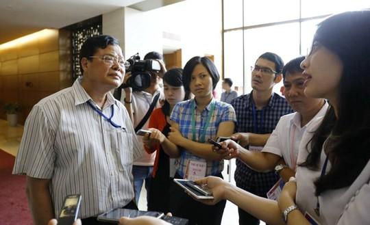Ông Phạm Trọng Đạt nói gì về kiểm soát tài sản người thân quan chức? - Ảnh 1.