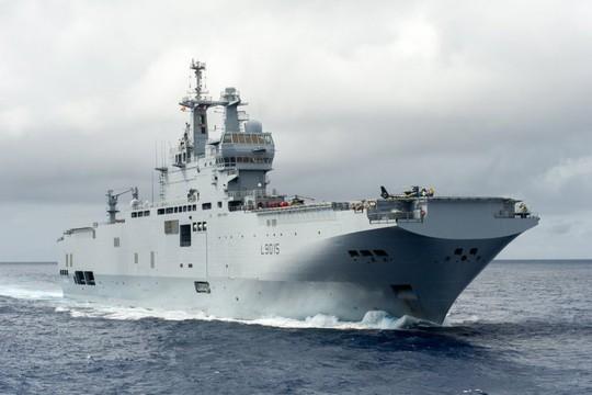 Pháp nắn gân Trung Quốc ở biển Đông - Ảnh 1.