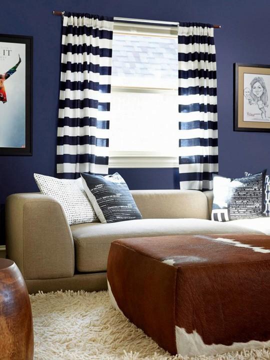 20 cách kết hợp màu sắc này khi trang trí phòng khách - Ảnh 6.