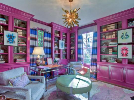 20 cách kết hợp màu sắc này khi trang trí phòng khách - Ảnh 10.