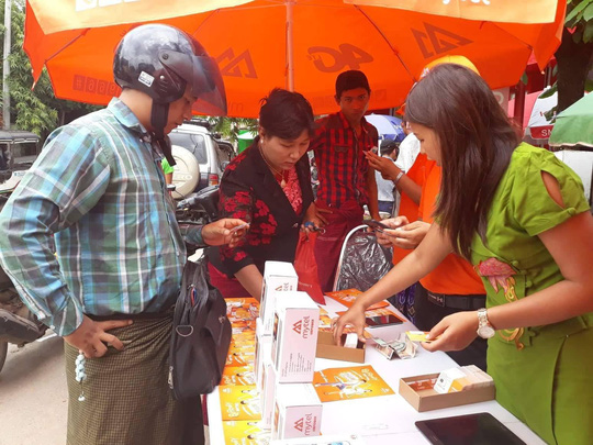 Bí quyết tạo động lực lớn cho người Myanmar của Viettel ở Mytel - Ảnh 1.