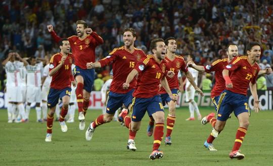 Bồ Đào Nha - Tây Ban Nha: Sứ mệnh nghiệt ngã của Ronaldo - Ảnh 1.