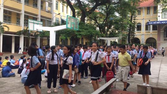 Thi 8 chọn 1 vào lớp 6 Trường chuyên Trần Đại Nghĩa - Ảnh 1.