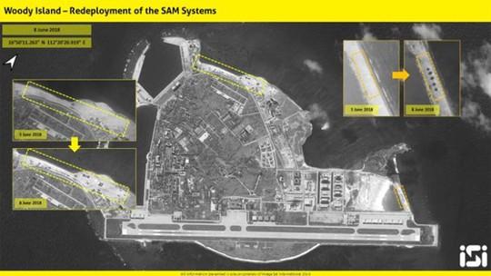 Yêu cầu Trung Quốc rút ngay tên lửa vừa tái triển khai ở Hoàng Sa - Ảnh 1.