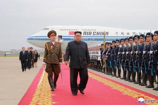 Ông Kim Jong-un vừa về nước, Mỹ đã nêu mục tiêu lớn - Ảnh 1.