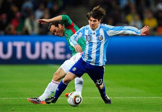 Messi – Ronaldo ở World Cup: Ai ấn tượng hơn? - Ảnh 3.