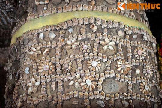 Cận cảnh tòa tháp vỏ ốc độc nhất vô nhị Việt Nam - Ảnh 24.