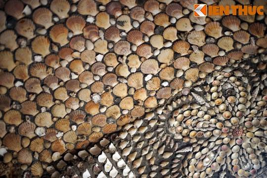 Cận cảnh tòa tháp vỏ ốc độc nhất vô nhị Việt Nam - Ảnh 15.