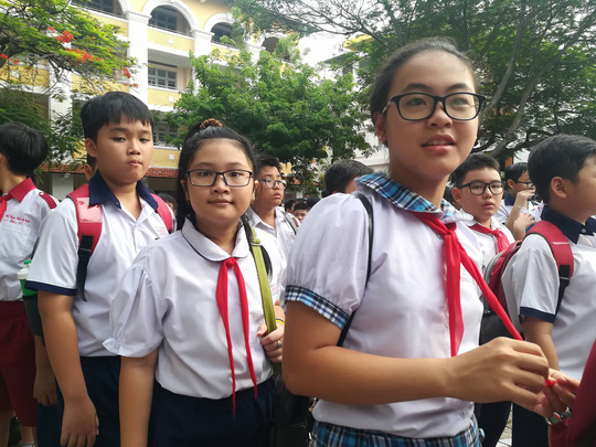 Trường THPT chuyên Trần Đại Nghĩa: tuyển 525 học sinh, thi khảo sát ngày 12-6 - Ảnh 1.