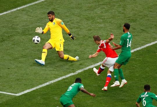"""Cheryshev: Từ """"tội đồ"""" Real Madrid thành người hùng World Cup"""