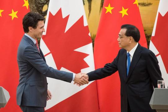 Thập kỷ vàng Canada - Trung Quốc gặp khó vì ông Trump - Ảnh 1.
