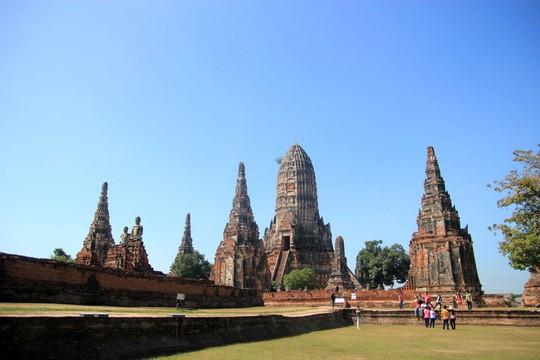 Một ngày thú vị ở cố đô Ayutthaya - Ảnh 2.