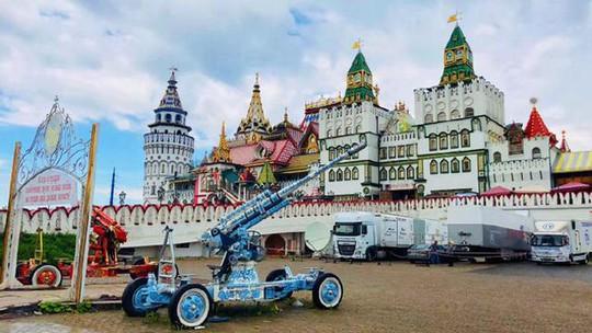 Đến Nga xem WC, đừng bỏ qua chợ đồ cũ này! - Ảnh 3.