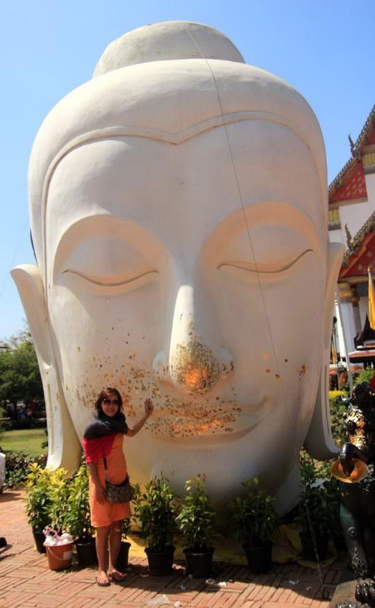 Một ngày thú vị ở cố đô Ayutthaya - Ảnh 6.