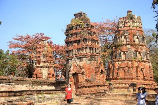 Một ngày thú vị ở cố đô Ayutthaya - Ảnh 8.