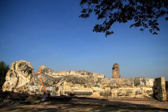 Một ngày thú vị ở cố đô Ayutthaya - Ảnh 9.