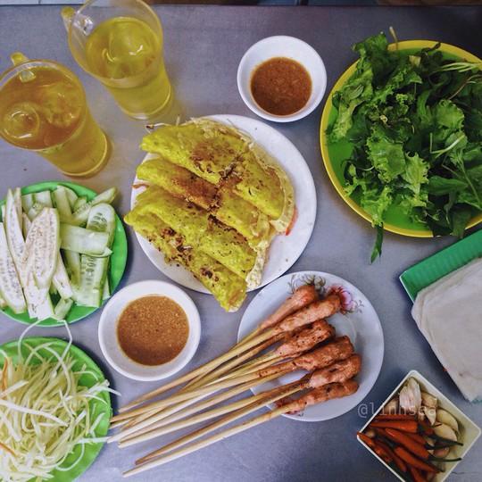 Ăn hết món ngon đường phố Đà Nẵng với 200.000 đồng - Ảnh 3.