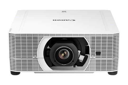 Máy chiếu Canon có thể thay đổi được ống kính - Ảnh 2.