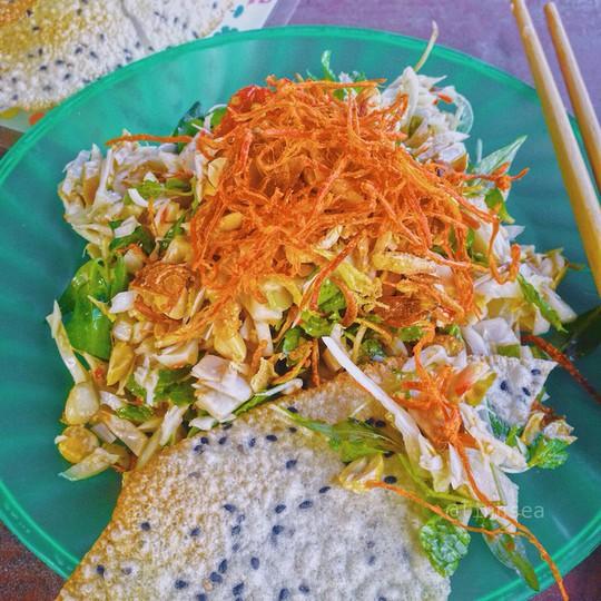 Ăn hết món ngon đường phố Đà Nẵng với 200.000 đồng - Ảnh 6.