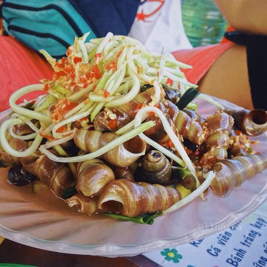 Ăn hết món ngon đường phố Đà Nẵng với 200.000 đồng - Ảnh 7.